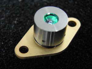 Norcada mid-IR DFB laser for gas sensing TDLAS applications
